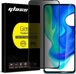 "Anbzsign [2 Pack]Xiaomi Poco F2 Pro 6.67"" (2020) Privacy Screen Protector, [Full Coverage] [Case Friendly] [Super Clear] A..."
