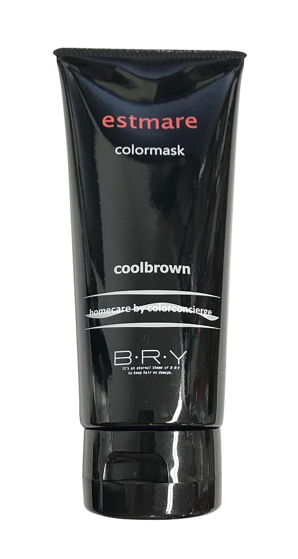 ぶどう検出器類推BRY(ブライ) エストマーレ カラーマスク Coolbrown クールブラウン 200g
