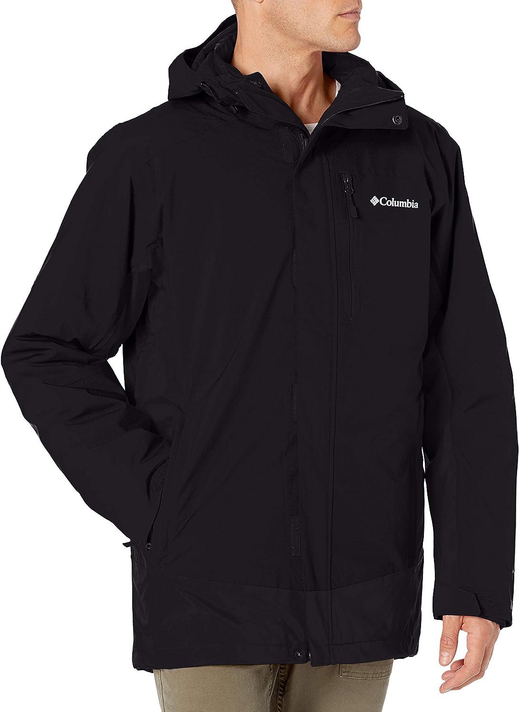 Columbia Mens Lhotse Iii Interchange Jacket