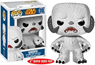 "Funko POP Star Wars: WAMPA 6"" vinilo Bobble Head Figura de acción coleccionable Juguete 39"