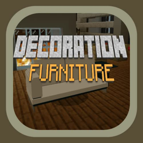 Decoration Furniture For Minecraft