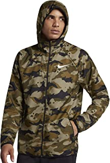Nike Dri-FIT Woven Camo Men's Training Jacket