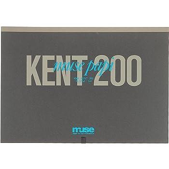 ミューズ ケント紙 ケントブロック A4 #200 ホワイト 15枚入り KL-5744 A4