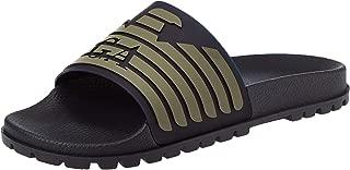 EMPORIO ARMANI X4P077, Men's Fashion Sandals