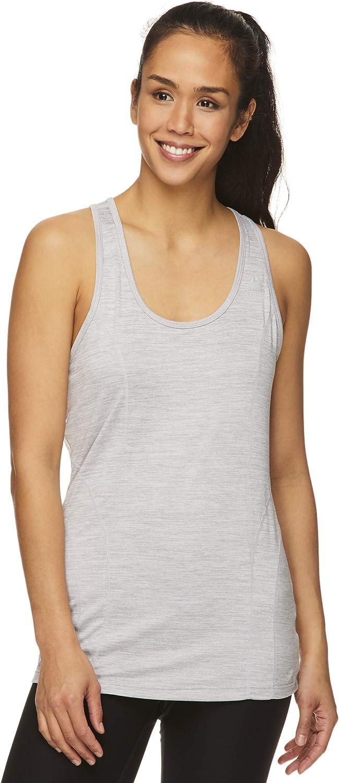 Reebok Womens Running Tank Attention New York Mall brand Top Yoga