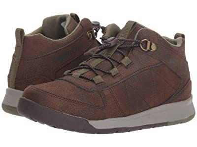 Merrell Kids Burnt Rock (Little Kid) (Brown) Boys Shoes