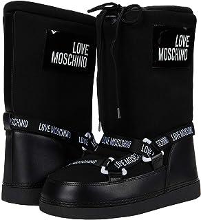 Love Moschino Bottes de neige en néoprène