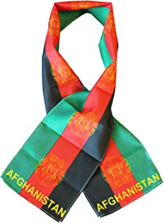 """Sudan Sudanese Country Lightweight Flag Printed Knitted Style Scarf 8/""""x60/"""""""