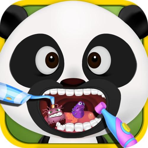 Zahnarzt Spiel für Kinder : der beste Zahnarzt !