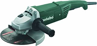 Metabo W2000 7-Inch 15.0-Amp 8,500 RPM Angle Grinder