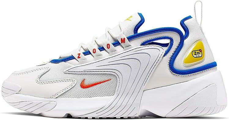 Honorable hambruna Todo tipo de  Nike Nike Zoom 2k, Men's Trail Running Shoes, Colourful, 6 UK (40 EU):  Amazon.co.uk: Shoes & Bags