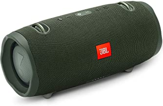 JBL Xtreme 2 Portable Waterproof Wireless Bluetooth Speaker - Green (Renewed)