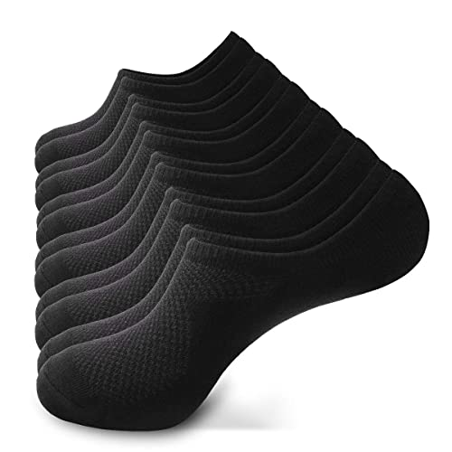 Womens//Ladies Plain Black /& White Trainer Socks Pack Of 3