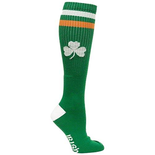 8c0c2ffcf4 Ireland Green Tube Socks
