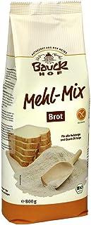 Bauckhof Bio Glutenfreie Mehlmischung, Mehl-Mix Brot 1 x 800 gr