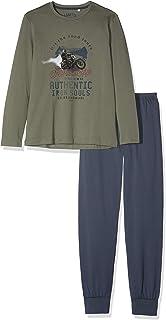 df053321f4c88 Sanetta Pyjama Long 2 pièces pour garçon