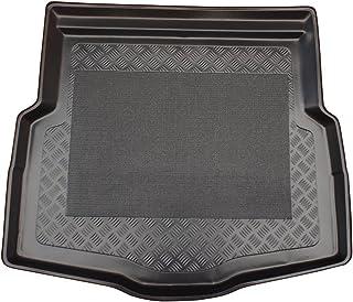 ZentimeX Z906682 Vasca baule su misura con superficie scanalata e integrato tappeto antiscivolo