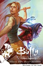 buffy season 9 volume 4 welcome to the team