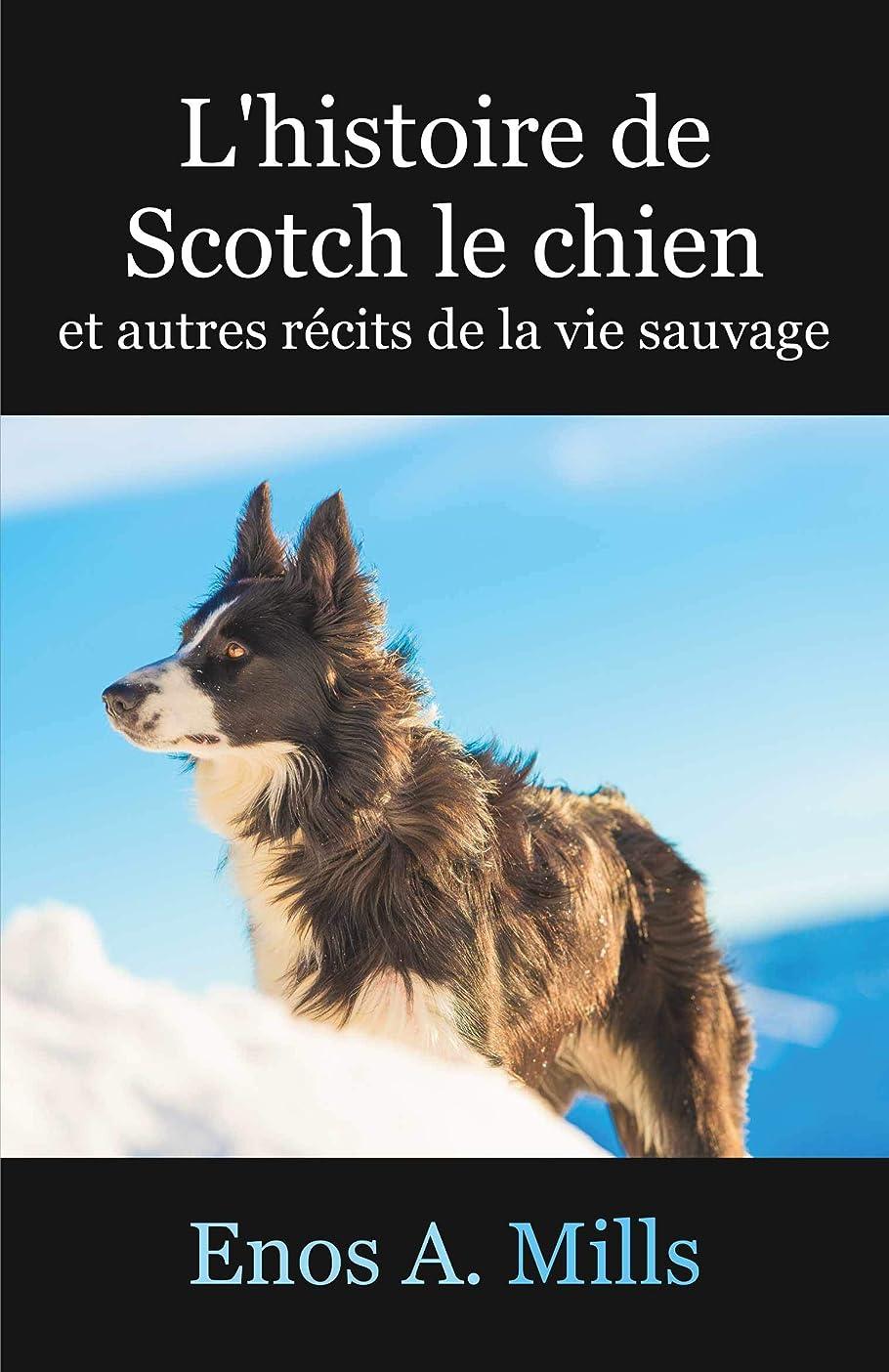 スタジアムゲート盆地L'histoire de Scotch le chien et autres récits de la vie sauvage