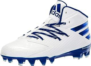 adidas Freak X Carbon Mid Mens Football Cleat 15 White/Royal