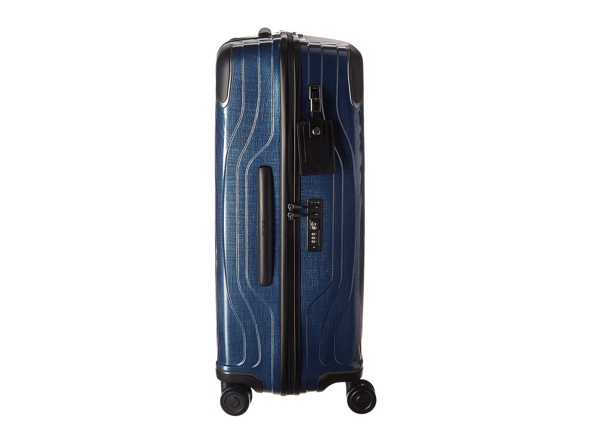 Extended Trip Latitude Packing Tumi Case Navy 7Hxqq