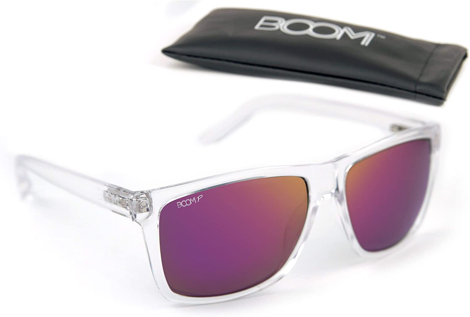 BOOM Surge Polarized Sunglasses by Dimensional Optics