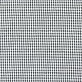 Baumwollstoff Vichy 0,2 cm – grau — Meterware ab 0,5m — STANDARD 100 by OEKO-TEX® Produktklasse I — zum Nähen von Kissen/Tagesdecken, Tischdekoration & Freizeitkleidung