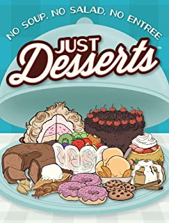 Looney Labs Just Desserts Game