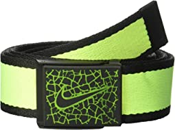 f55d76ee00 Volt/Black. 1. Nike. Crackle Buckle Reversible Web
