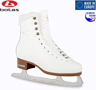 Jackson Ultima Classique JS1990 JS1991 Series White Ice Skates for Women Girls and Missies