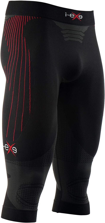 オリジナル I-EXE Made in Italy 至高 Compression Shorts Women and Pants for Men