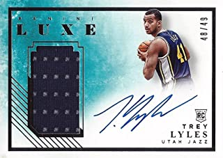 2015 16 panini luxe basketball
