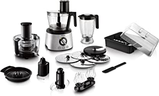 Philips Avance Collection HR7778 - Robot de cocina (Acero