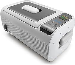 Pulitore a Ultrasuoni LifeBasis Mini Pulitore Ultrasuoni 420 ml 45 kHz per Porta Occhiali Dentiere Gioielli Orologi Collana CD Vasellame Con Supporto