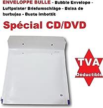 100/Pi/èces Scandinavia b.v Enveloppe /à bulles C-3/Marron b.n.t