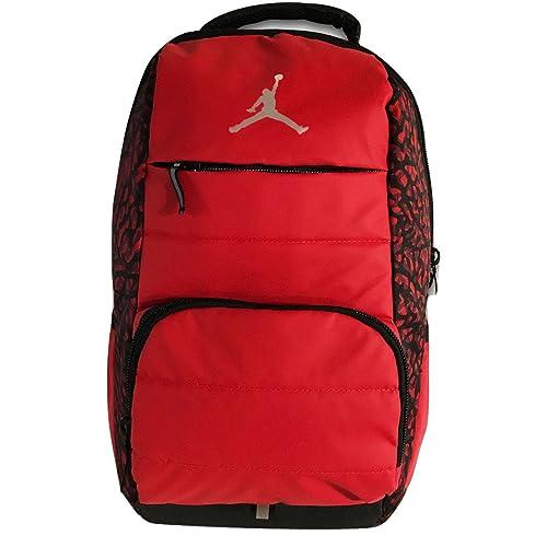 97156aabd9c2 Nike Jordan All World Backpack (Red Print)
