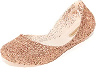 melissa Women's Campana Papel VII Ballet Flat