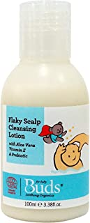 Buds Organics Buds Soothing Organics Flaky Scalp Cleansing Lotion, 3.38 fl.oz