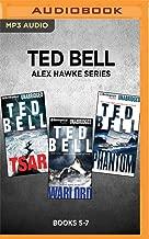 Ted Bell Alex Hawke Series: Books 5-7: Tsar, Warlord, Phantom