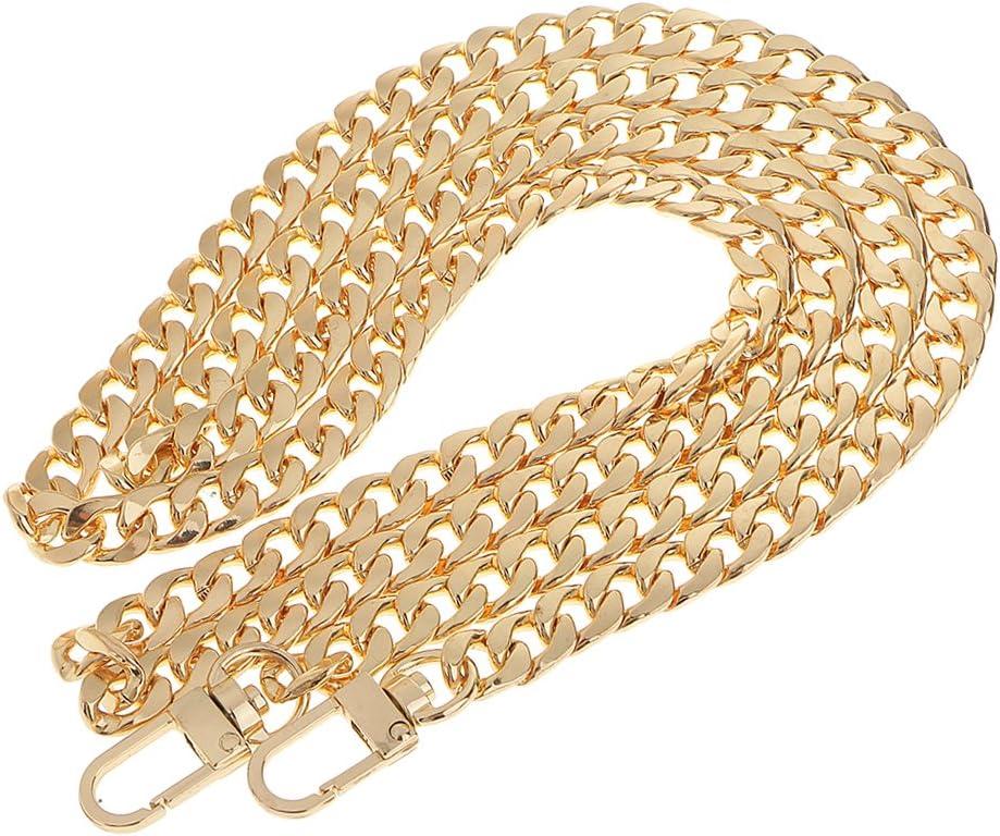 MagiDeal 120cm Metal Cross Body Bag Chain Purse Handbag Sh 5 ☆ popular Strap Latest item