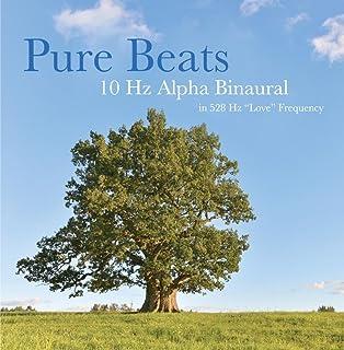 528 Hz Pure Binaural Beat 10 Hz Alpha - Relaxation, Meditation, Feel Good 1 Hour