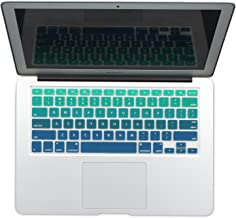 Batianda New Ombre Color Keyboard Cover Protector Silicone Skin for MacBook Air 13