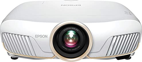 Epson Home Cinema 5050UBe Wireless 4K PRO-UHD 3-Chip Projector with HDR