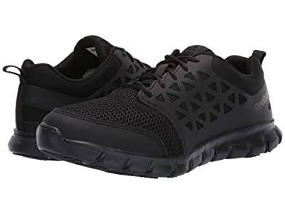 Reebok Work Sublite Cushion Work (Black) Men