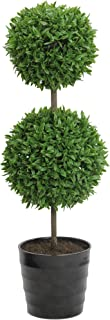 Best fake ivy topiary Reviews