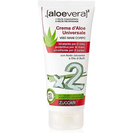 Zuccari Crema D'Aloe Universale - 75 Ml