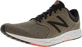New Balance(ニューバランス) メンズ 男性用 シューズ 靴 スニーカー 運動靴 Fresh Foam Zante v4 - Military Urban Grey/Black 10 EE - Wide [並行輸入品]