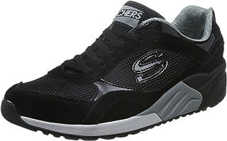 Skechers 斯凯奇 ORIGINALS系列 女 时尚复古运动休闲鞋 611