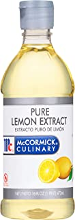 McCormick Culinary Pure Lemon Extract, 16 fl oz