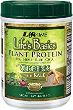 Lifetime Lifes Basics Plant Protein with Greens | 1.29 lbs